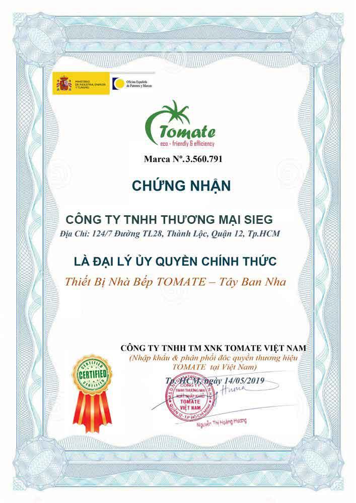 CHUNG NHAN SIEG Co.,LTD